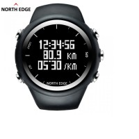 North Edge X- Trex Digital Watch for Man with Compass Barometer Gps