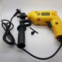 BARU FISCH Mesin Bor Reversible Mini Drill TD 822100 13mm LX 1235