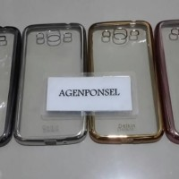Softcase Metal Chrome Samsung Mega 58 i9152 T2909