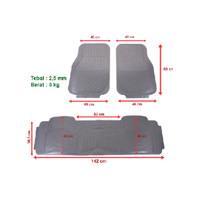 Karpet Avatar 6133 3Pcs Model 2 Baris Mobil Toyota All New Sienta