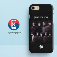 Casing Handphone KPOP EXO SING FOR YOU TEASER IMAGE