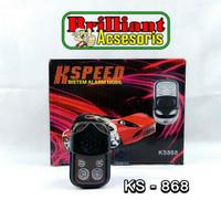Alarm Mobil K-Speed Universal
