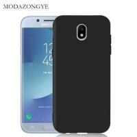 Soft Case Matte Samsung J3 Pro Full Black Case SAMSUNG J 3 PRO