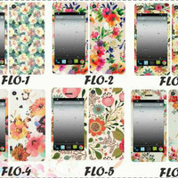 Garskin hp all oppo vivo a37 a39 f1s f3 f5 v5s v7s dll .Flower CK case