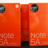 Hp Xiaomi Note 5A Prime (xiomi mi note 5A prime) 3/32Gb Garansi TAM