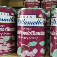 Willamette Dark Royal Cherry kaleng