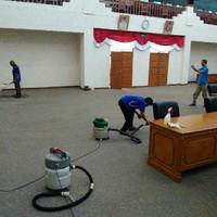 jasa cuci karpet kantor,karpet masjid,karpet musholla,gereja dll.