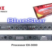 PROCESSOR DBX EX 3000 Audio Prosessor