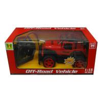 RC Off Road Vehicle Jeep Wrangle