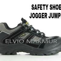 sepatu safety shoes jogger jumper