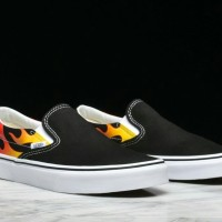 sepatu Vans slip-on termurah Premium import casual tanpa tali adidas