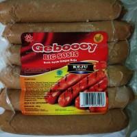 Sosis Bakar Jumbo Ayam Keju dari Big Geboooy kemasan 500gr