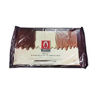 Coklat compound, MCC cokelat tulip MILK 1kg