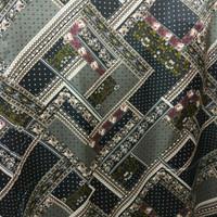 kain satin semi sutra /bahan gamis, kaftan, dress italian silk