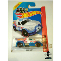 Diecast Hot Wheels Rescue Duty