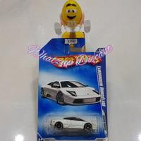 Hot Wheels Lamborghini Murcielago (Dream Garage 09) - White