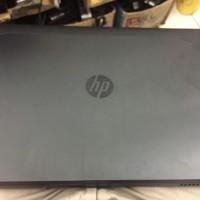 sale laptop hp Zbook 17 core i5 vga quadro 1gb layar 17 inch