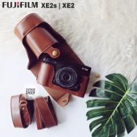 Leather case Fujifilm XE2/XE2s