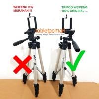 TRIPOD WEIFENG + HOLDER U UNIVERSAL for Smartphone