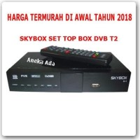 SET TOP BOX SKYBOX DVB T2 (Receiver TV)