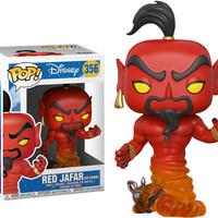 Funko POP! Disney - Aladdin - Red Jafar (as Genie)