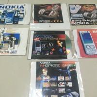 CD aplikasi gambar games nokia jadul