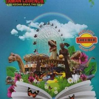 Diskon Tiket Masuk TAMAN LEGENDA TMII edisi 2018