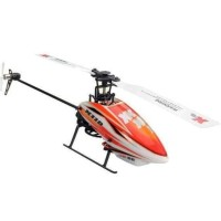 Produk Baru XK K110 6CH Brushless Single Blade RC Helicopter RTF with