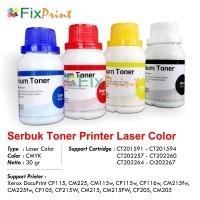 Serbuk Refill Bubuk Toner Xerox CP105 CP215W CM215 CM215FW Magenta