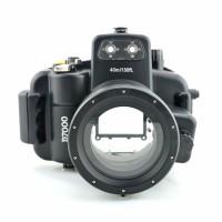 NA Meikon Waterproof Camera Case for Nikon D7000