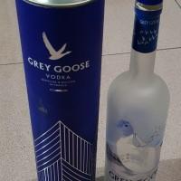 Vodka Grey Goose Original Koleksi Botol Kosong Bekas Miras Alkohol