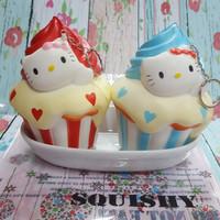 Squishy Hello Kitty Cupcake Ice Cream
