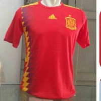 JERSEY SPANYOL HOME 17/18
