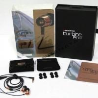 Earphone Monster Beats Turbine Pro Gold (Headphone Grade OEM Murah)