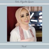 Kerudung /Jilbab Segiempat Polycotton Potton Bella Square