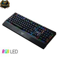 Keyboard Mechanical AULA Wings Of Liberty 890S+RGB
