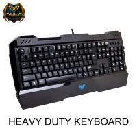 Keyboard Gaming Mechanical AULA Sapphire AK-2013 NO LED