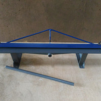 Alat bending plat Tekuk plat manual