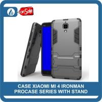 CASE XIAOMI MI 4 IRONMAN PROCASE SERIES WITH STAND (NA-OYA)