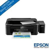Epson Printer Multifungsi L405 Wifi - Hitam (Print, Scan, Copy)