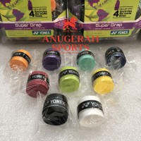 Over Grip Badminton Yonex SUPER GRAP AC102 / AC 102 ORIGINAL