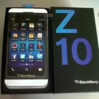 HP Handphone BB Blackberry Z10 4G Kamera 8MP Ram 2GB