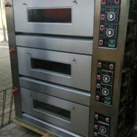 goods product mesin gas oven roti otomatis RFL36SS GETRA