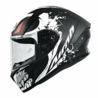 Helm Airoh Valor Bone - Flat Visor Limited