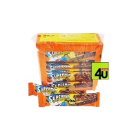 Superman - Wafer Salut Cokelat Susu - 20x10g