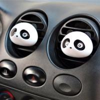 Harga 2 pcs panda parfum mobil asesoris pengharum udara lucu dan | Pembandingharga.com