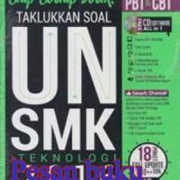 UN SMK Buku Siap Setiap Detik! Taklukkan Soal UN SMK Teknologi 2016