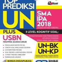 Buku UN SMA TERBARU TOP PREDIKSI UN SMA IPA 2018