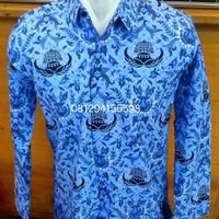 BAJU WANITA ATASAN WANITA baju batik korpri