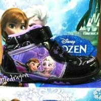 NEW ARRIVAL sepatu frozen boot #sepatu sekolah #sepatu anak perempuan